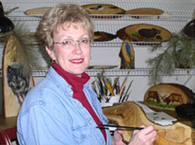 Wildlife Painter, Vel Hynek